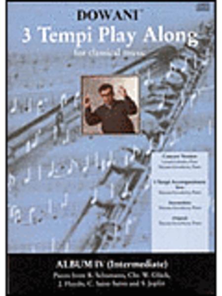 Album Vol. IV (Intermediate) for Flute and Piano