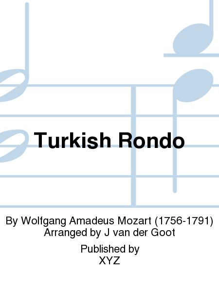 Turkish Rondo