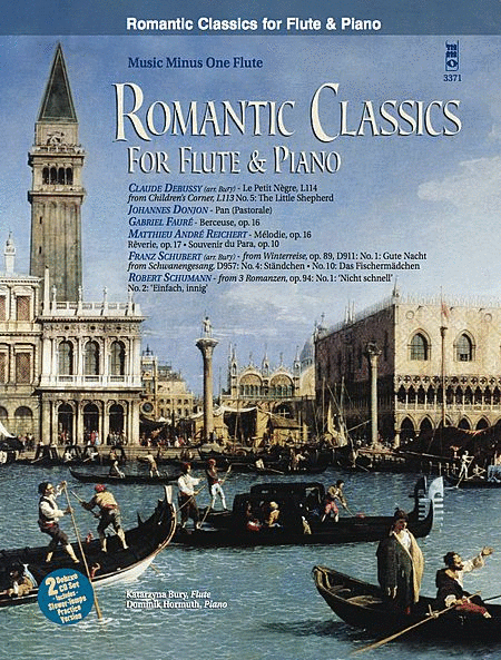 Romantic Classics for Flute & Piano (2 CD set)