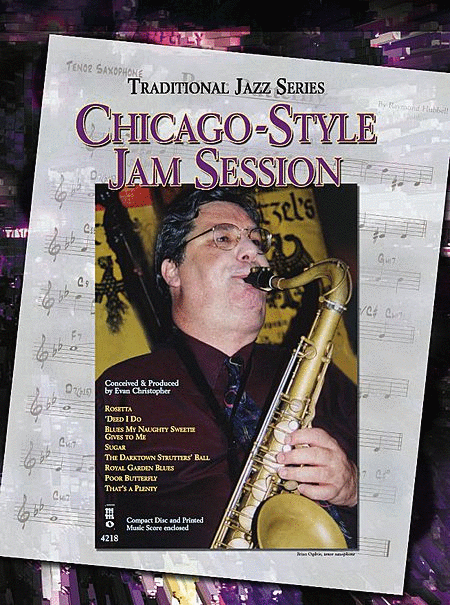 Chicago-Style Jam Session - Traditional Jazz Series