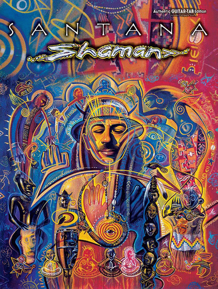 Carlos Santana -- Shaman
