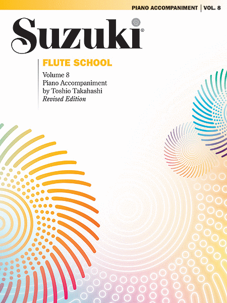 Suzuki Flute School, Volume 8