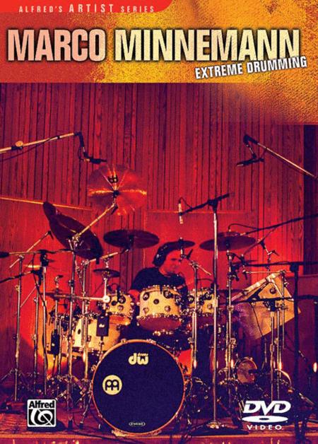 Marco Minnemann -- Extreme Drumming
