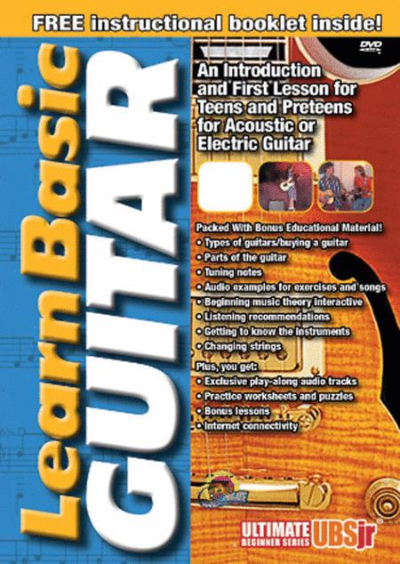 Ultimate Beginer Series Jr. - Learn Basic Guitar