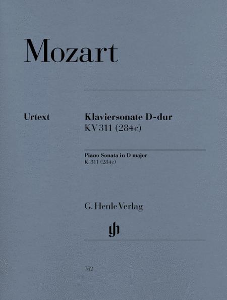 Piano Sonata in D Major K311 (284c)