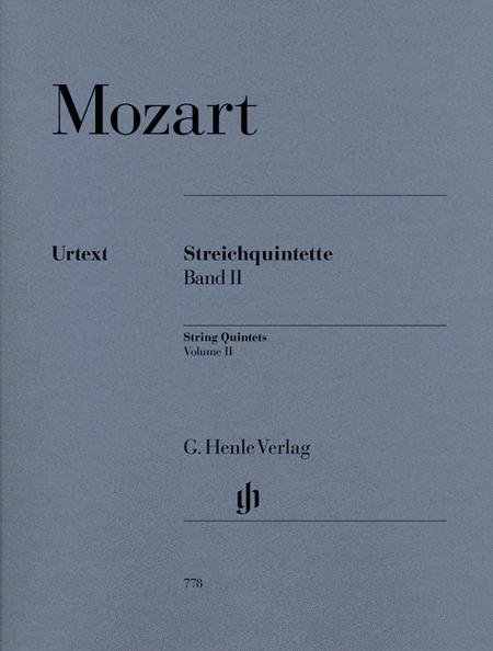 String Quintets - Volume II