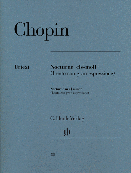 Nocturne in c-sharp Minor, Op. posth.