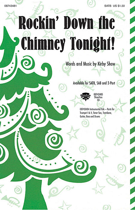 Rockin' Down the Chimney Tonight!