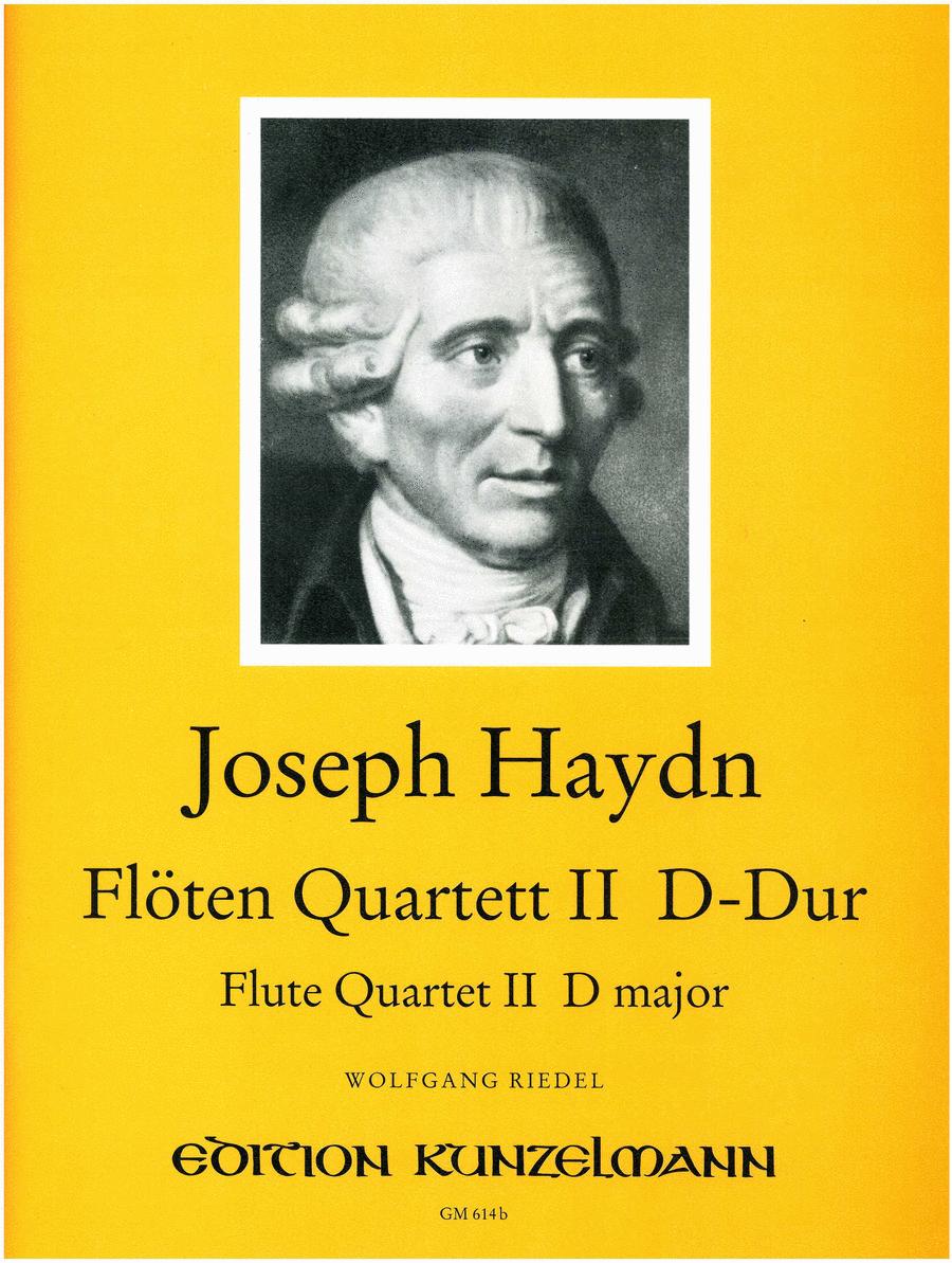 Flute Quartet No. 2