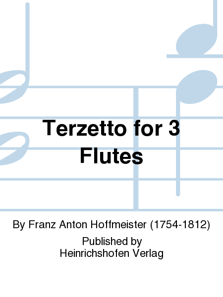 Terzetto for 3 Flutes