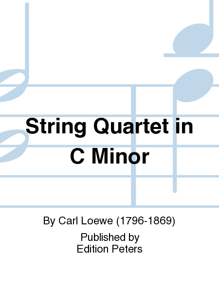 String Quartet in C Minor