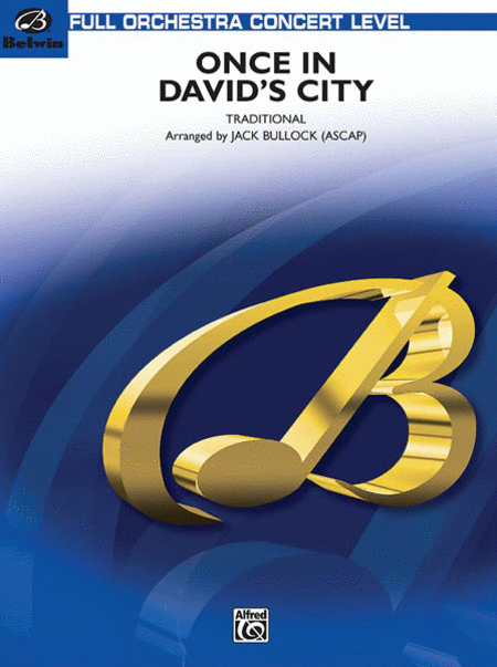 Once in David's City