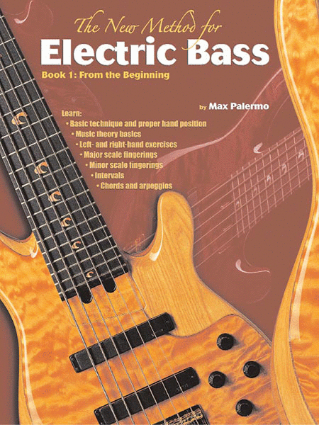The New Method for Electric Bass, Book 1