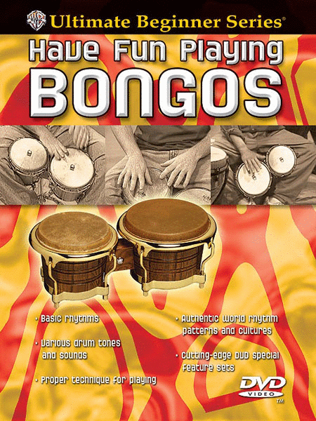 Ultimate Beginner Have Fun Playing Bongos