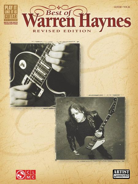 Best of Warren Haynes - Revised Edition