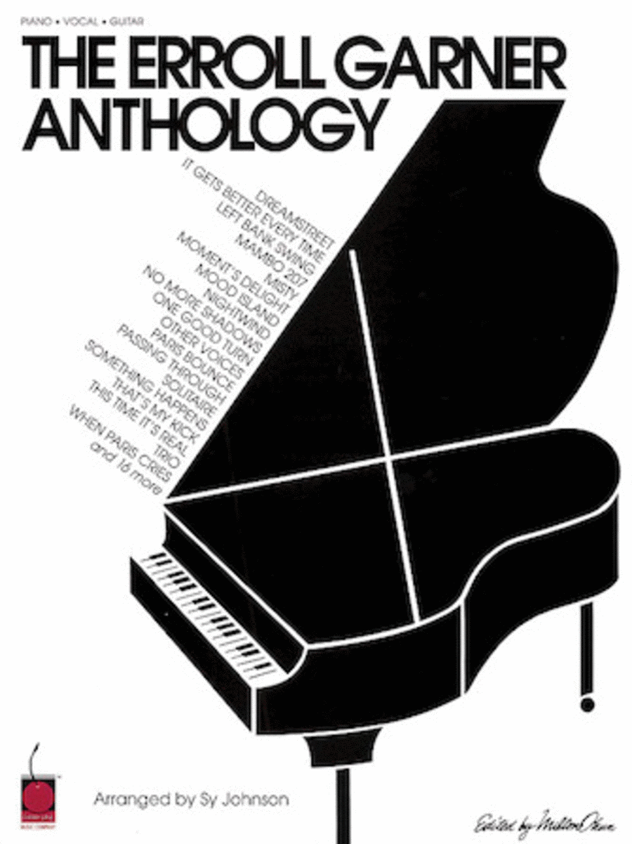 The Erroll Garner Anthology