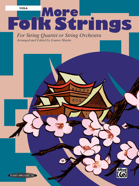 More Folk Strings for String Quartet or String Orchestra