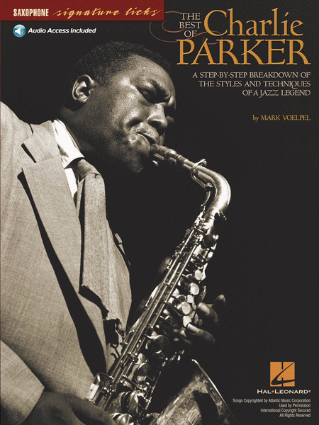 The Best of Charlie Parker - Saxophone