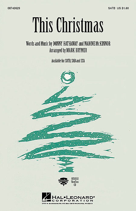 This Christmas - ShowTrax CD