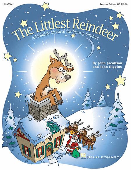 The Littlest Reindeer - Reproducible Pak