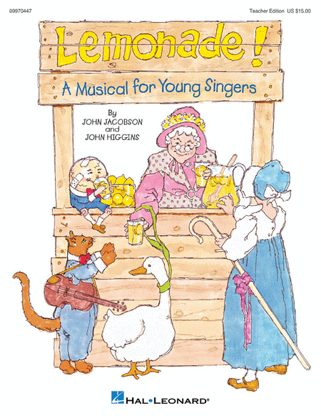 Lemonade! - Teacher's Edition