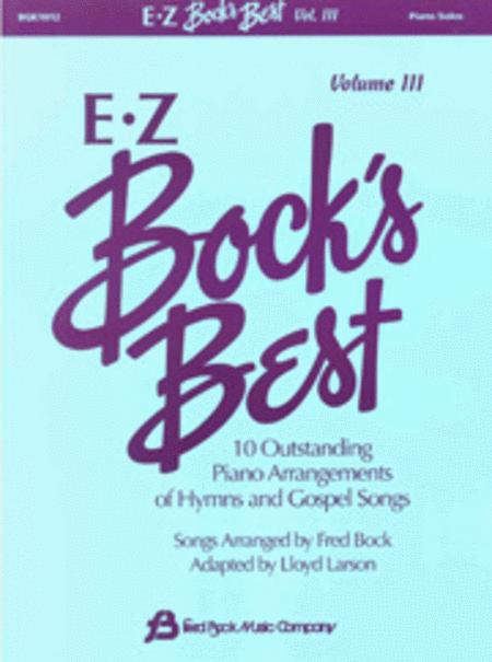 EZ Bock's Best, Volume 3