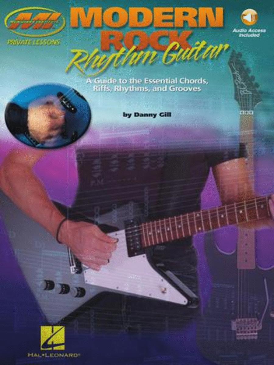 Modern Rock Rhythm Guitar