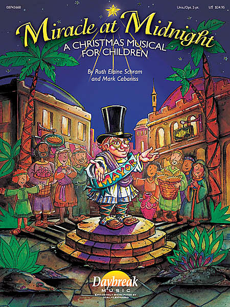 Miracle at Midnight  - Choirtrax CD