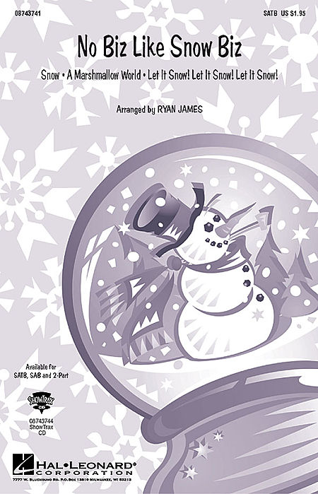 No Biz Like Snow Biz (Medley) - ShowTrax CD