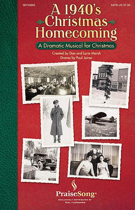 A 1940s Christmas Homecoming