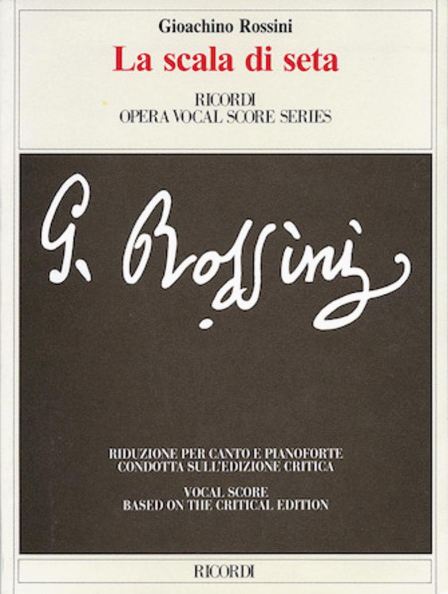 Gioachino Rossini - La scala di seta (The Silken Ladder)