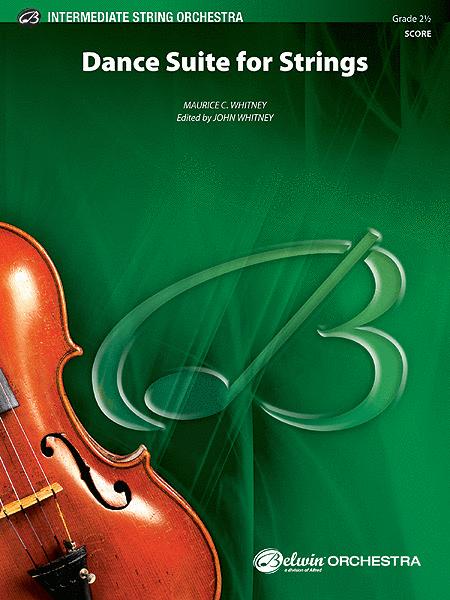 Dance Suite for Strings (I. Allemande, II. Sarabande, III. Gigue)