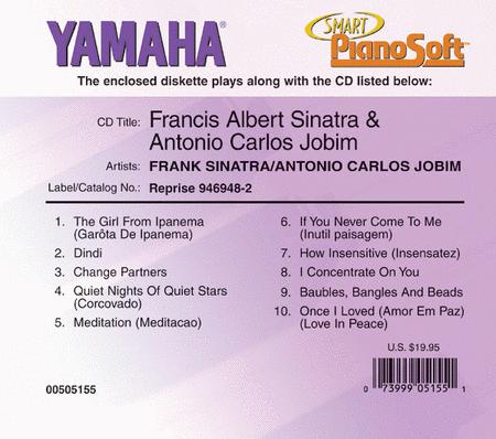 Francis Albert Sinatra & Antonio Carlos Jobim - Piano Software