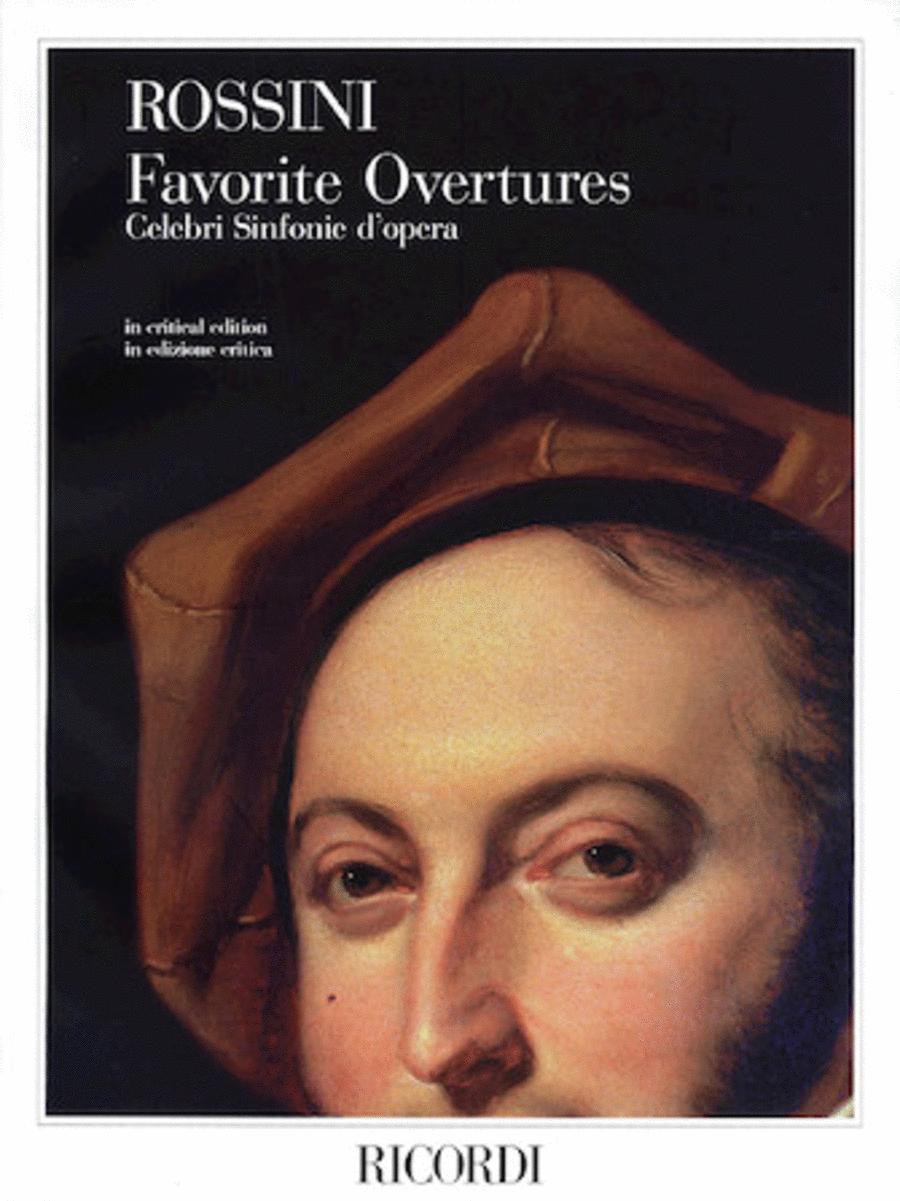 Gioachino Rossini - Favorite Overtures