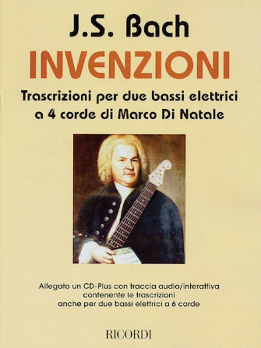 J.S. Bach - Inventions