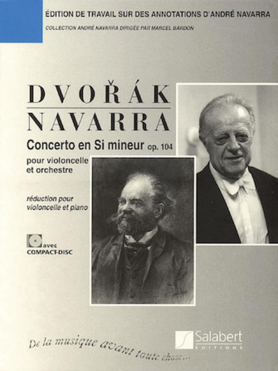 Antonin Dvorak - Concerto in B minor