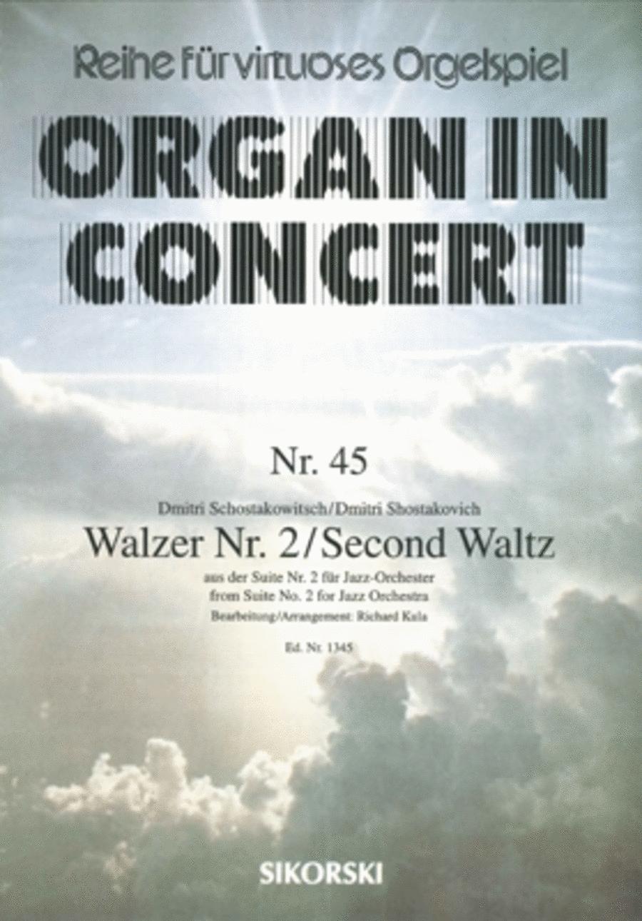 Dmitri Shostakovich - Second Waltz
