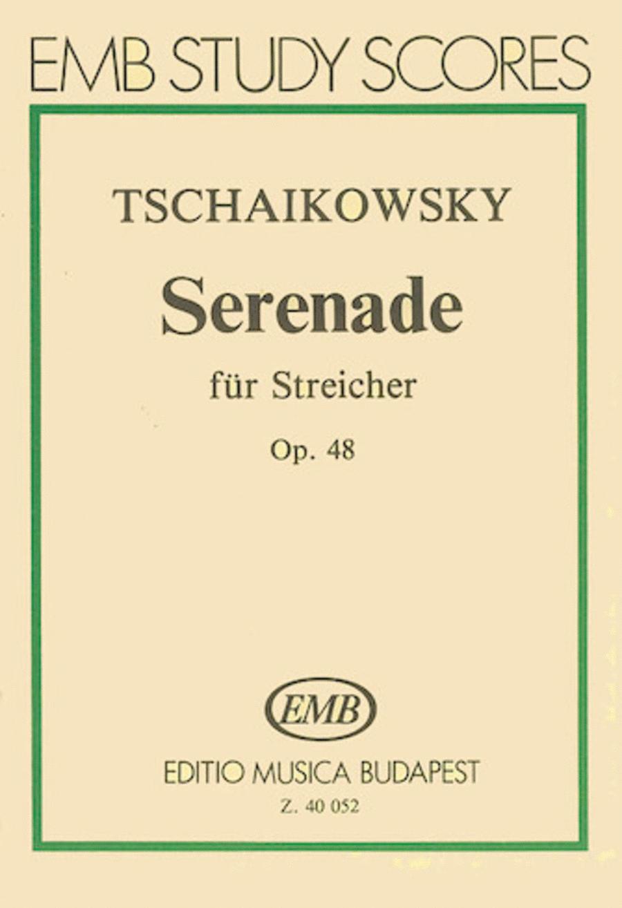 Serenade For Strings Op.48