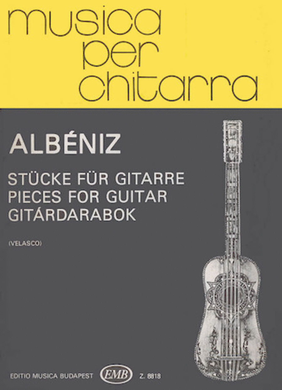 Guitar Pieces