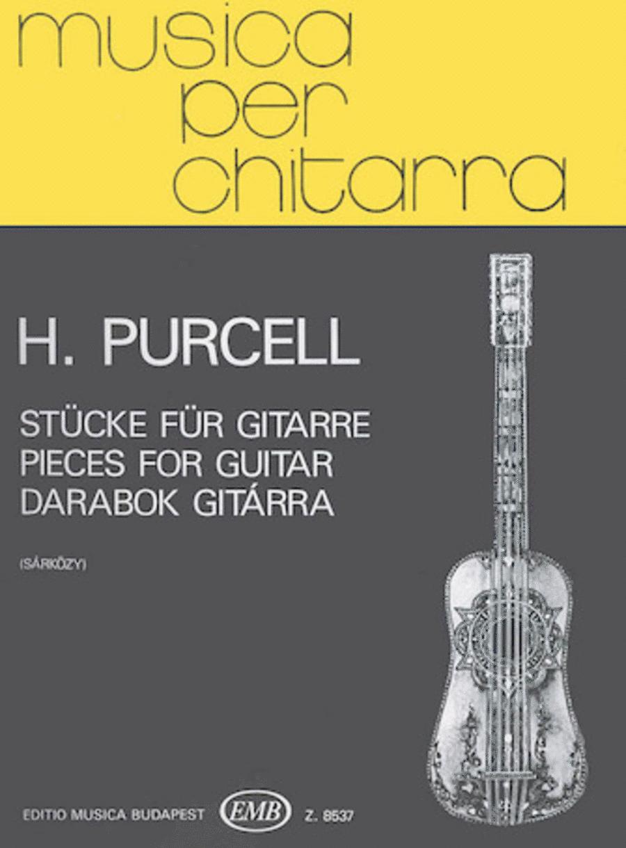 Pieces for Guitar