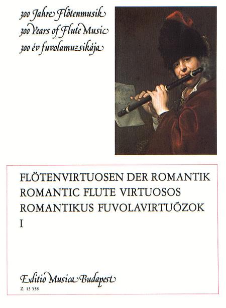 Romantic Flute Virtuosos - Volume 1