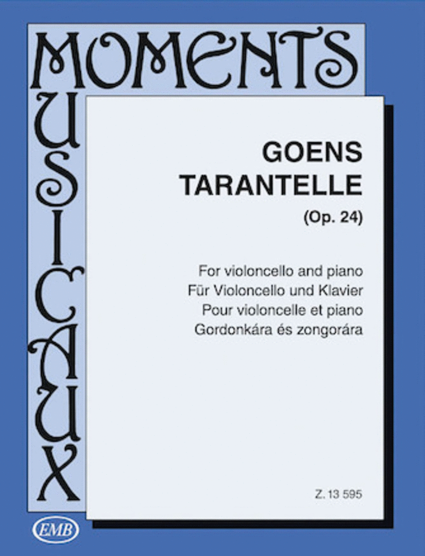 Tarantelle, Op. 24