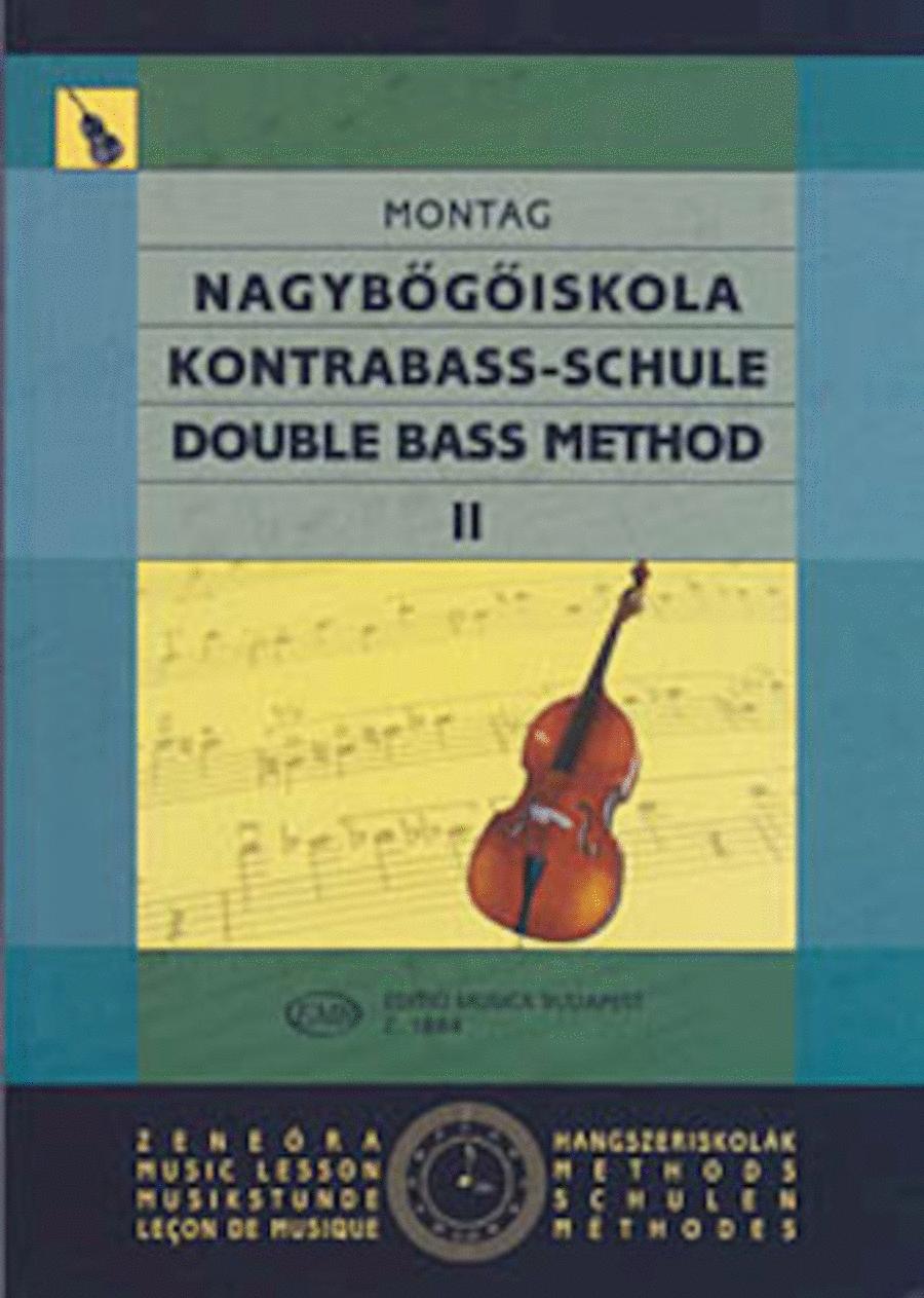 Double Bass Method - Volume 2