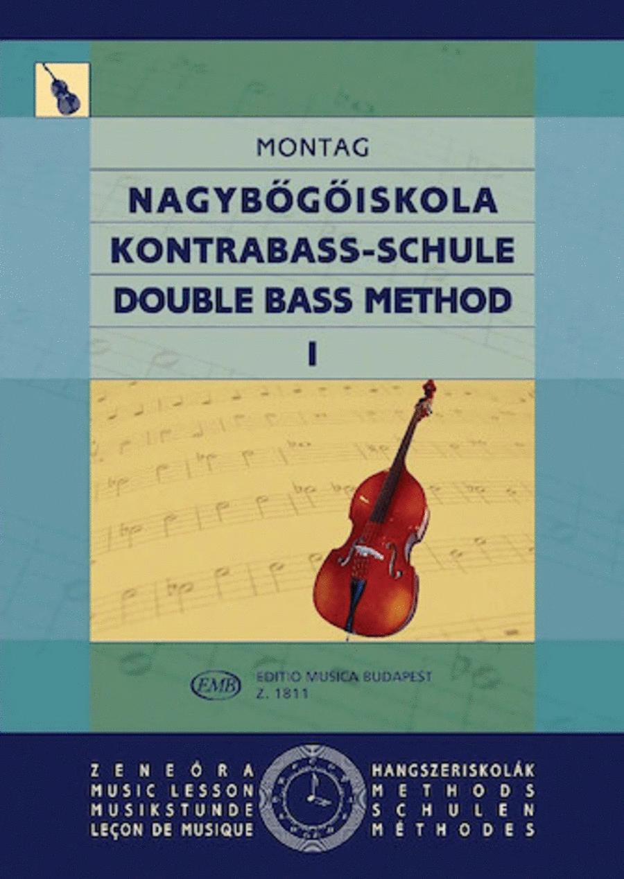 Double Bass Method - Volume 1