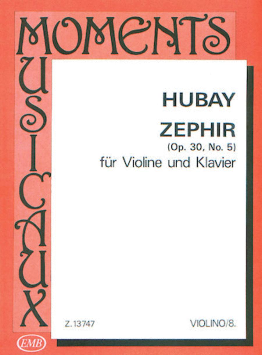 Zephir, Op. 30 No. 5