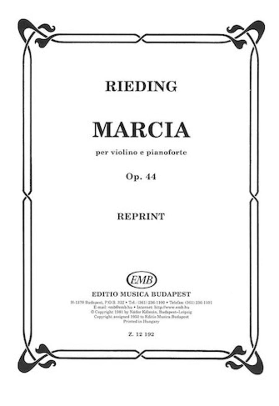 Marcia, Op. 44