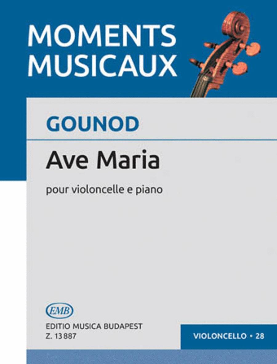 Ave Maria (Meditation sur le premier prelude de J.S. Bach)
