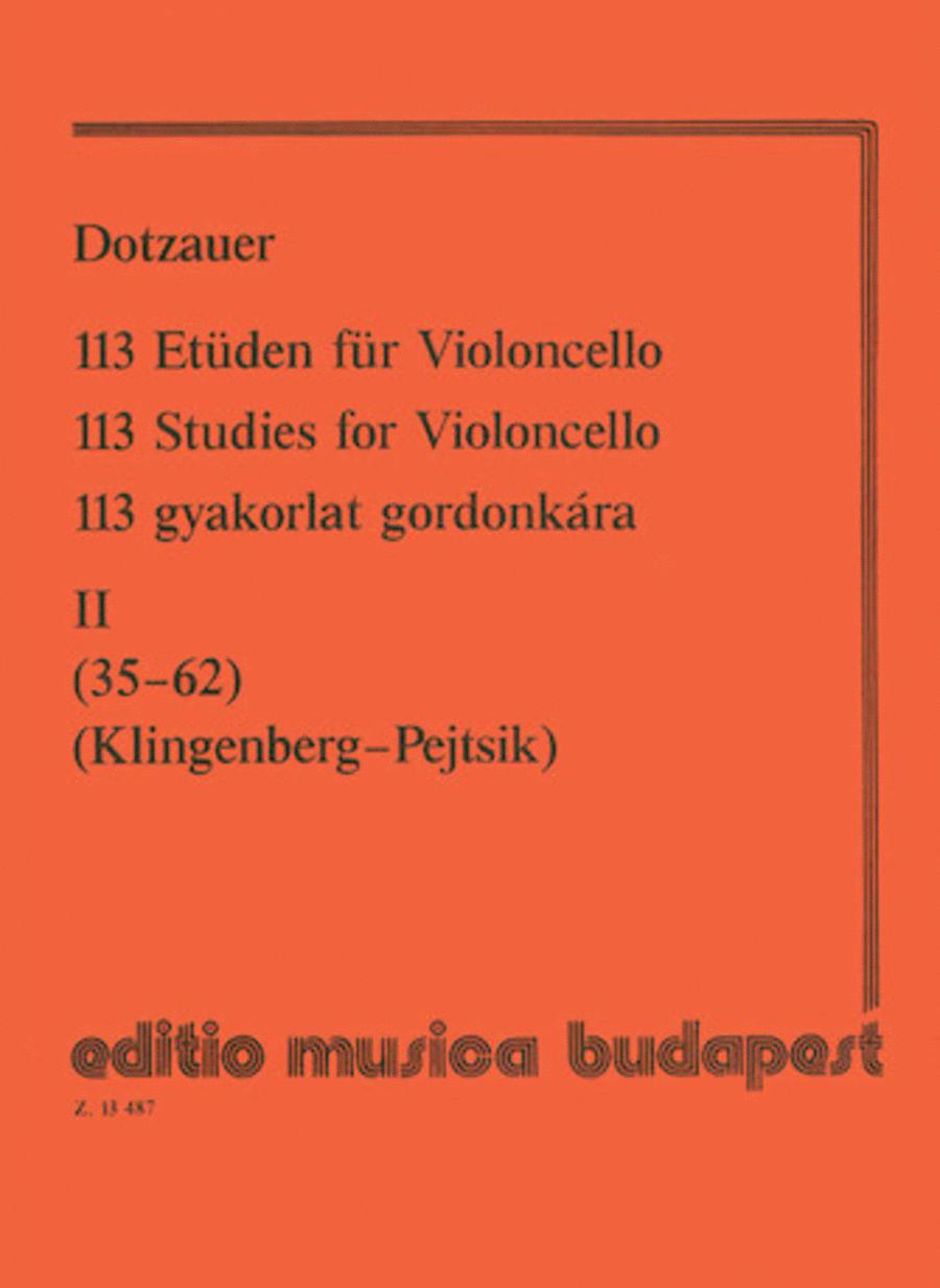 113 Studies - Volume 2