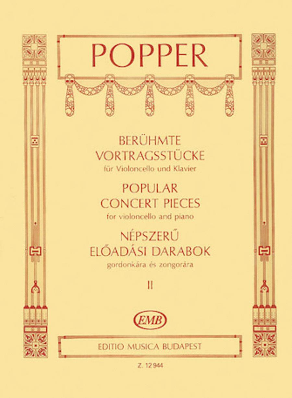 Popular Concert Pieces - Volume 2