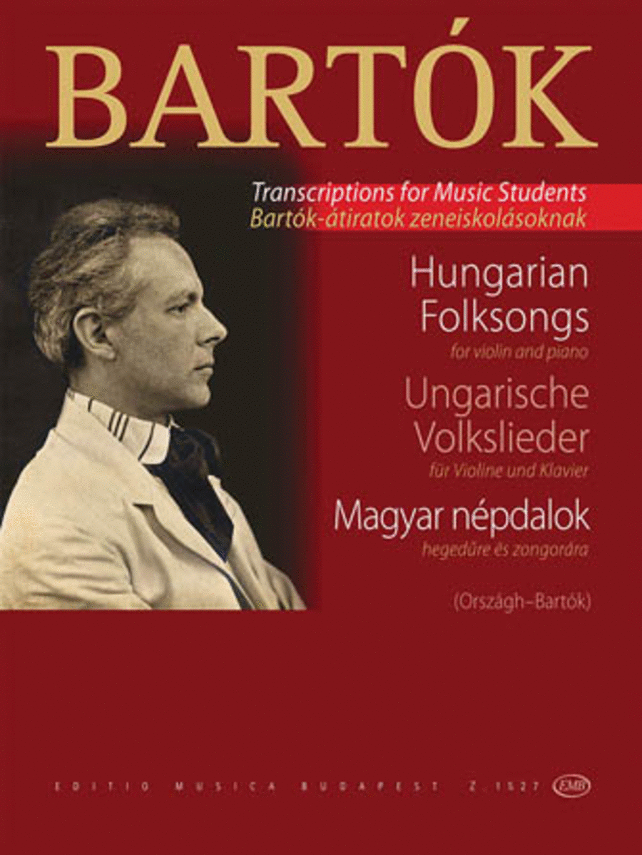 Hungarian Folksongs